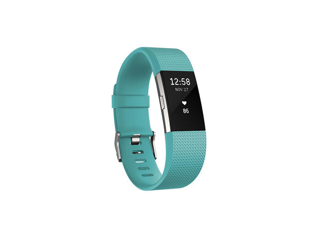Гривни Fitbit Charge 2, зелено