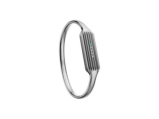Каишки Fitbit Flex 2 Bangle, Silver, Large