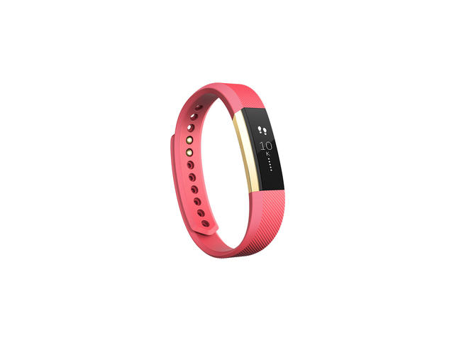 Гривни Fitbit Alta Gold Pink
