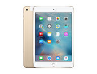 Таблети Apple iPad mini 4 Wi-Fi + Cellular 128GB, златист цвят