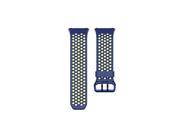 Каишки Fitbit Ionic Accessory Sport Band Blue/Yellow