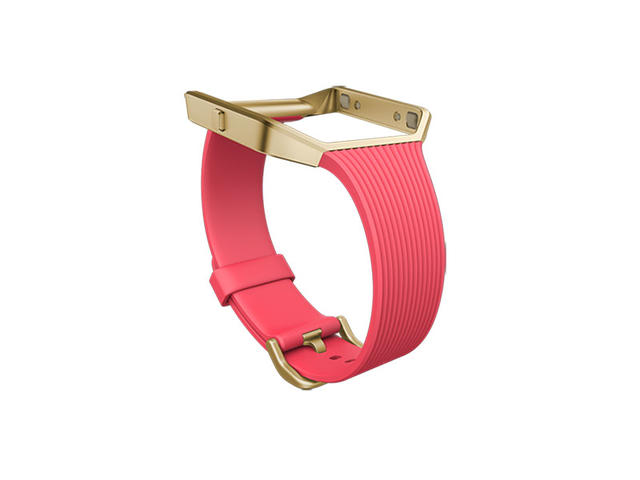 Каишки Fitbit Blaze Accessory Band Pink 22k Gold