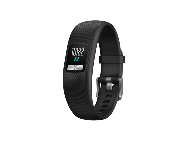 Гривни Garmin vivofit 4 Black (Small/Medium)