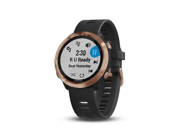 Смарт часовници Garmin Forerunner 645 Music, Rose Gold