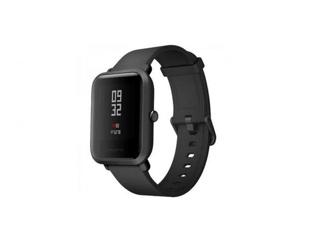 042d9d9940a Xiaomi Amazfit Bip, в черно   Smartwatch.bg - Умни часовници