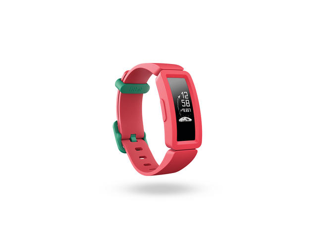 Гривни Fitbit Ace 2 Watermelon + Teal