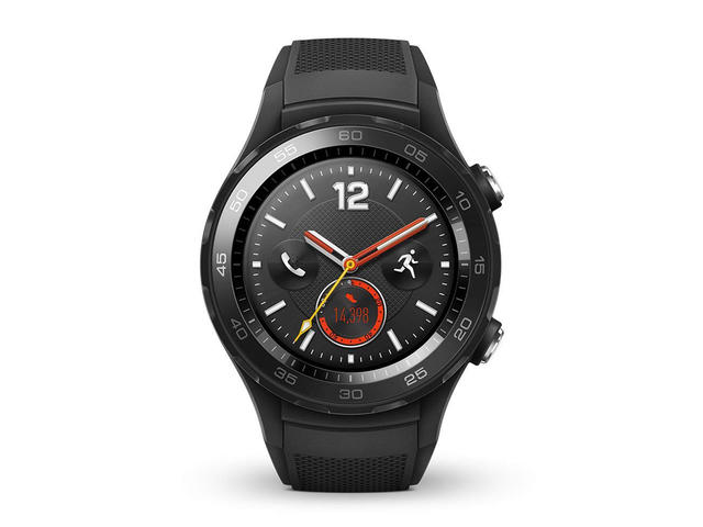 Смарт часовници Huawei Watch 2 4G Carbon-Black