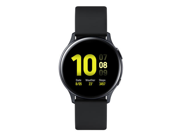 Смарт часовници Samsung Galaxy Watch Active2 SM-R820N Aqua Black