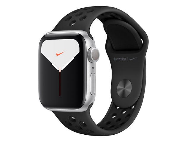 Смарт часовници Apple Watch Nike S5 GPS 44mm Space Grey Aluminium Case with Anthracite/Black Nike Sport Band