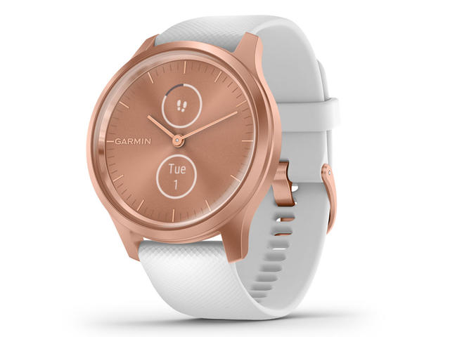 Смарт часовници Garmin Vivomove Style Rose Gold
