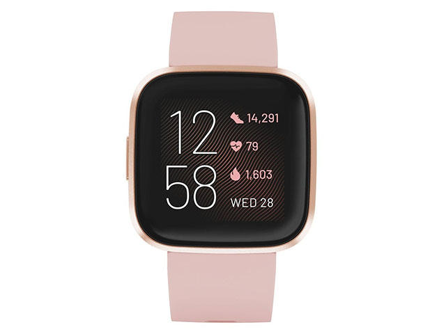 Смарт часовници Fitbit Versa 2 Petal/Copper Rose