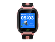 Смарт часовници Canyon Kids smartwatch Pink