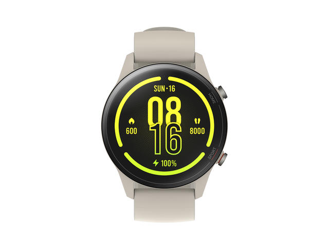 Смарт часовници XIAOMI Mi Watch Beige
