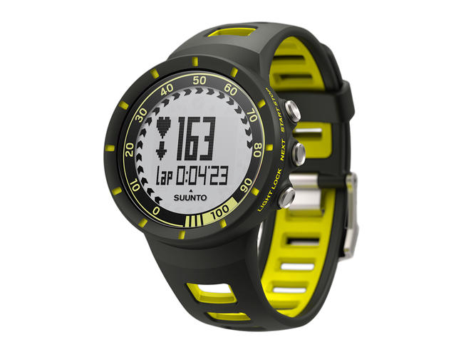 Смарт часовници Suunto Quest Yellow