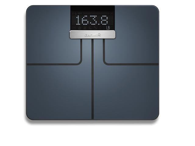 Кантари Garmin Index Smart Scale - черен