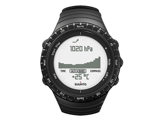 Смарт часовници Suunto Core Regular Black